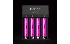 Efest Pro C4 nabíječka - 4 sloty