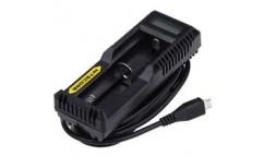 Nitecore UM10 inteligentní USB nabíječka Černá 1 ks