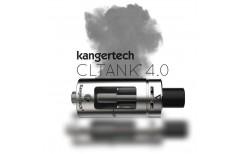 KangerTech CLTANK clearomizér - 4 ml stříbrná