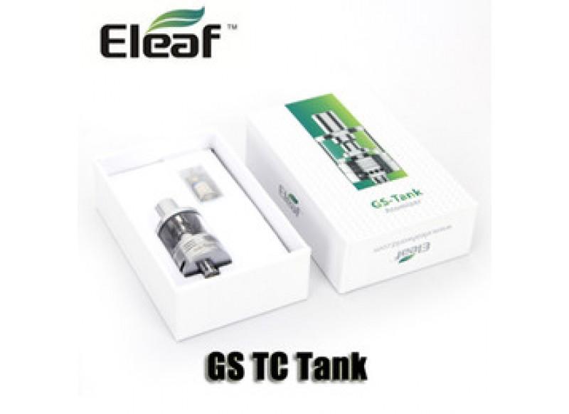 Ismoka Eleaf GS-Tank TC Clearomizér 3 ml Čirá