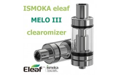 ISmoka Eleaf Melo 3 4 ml clearomizer Čirá