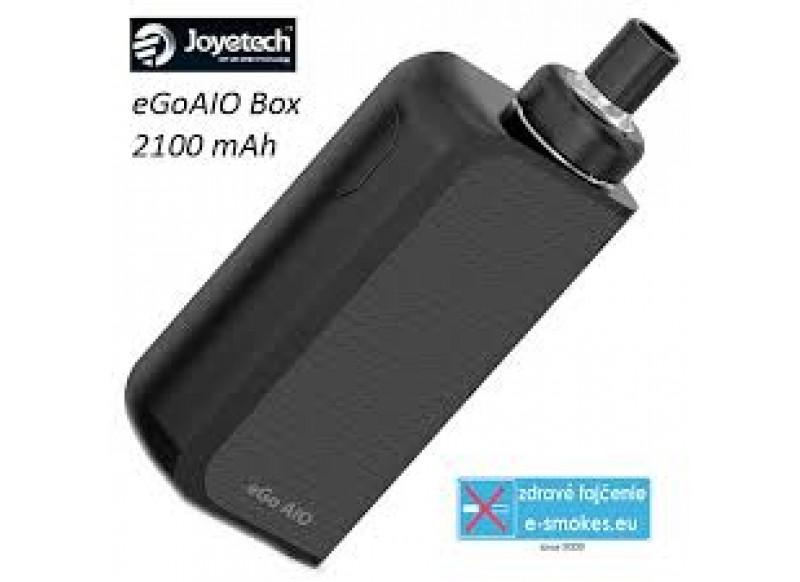 Joyetech eGo AIO - základní box mód - 2100mAh Černá/Šedá