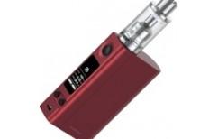Joyetech eVic VTC Dual sada s ULTIMO clearomizérem Vínově-červená
