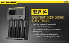 Nitecore Intellicharger i4 V2 multifunkční nabíječka baterií verze 2016